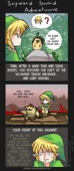 -- Wondering about Zelda in SS -- by Kurama-chan