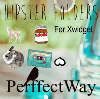 HipsterFolders by PerffectWay