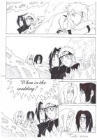 Naruto comics : Wedding ? by Seto01