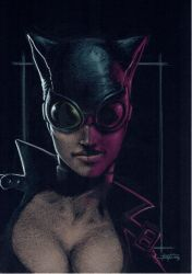 Cat Selina by LucaStrati