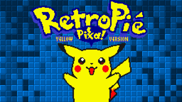 RetroPie - Pokemon Yellow by Ryokai