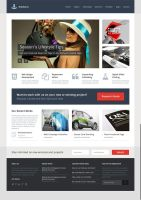 Anchorra - Multipurpose WordPress Theme by the-webdesign