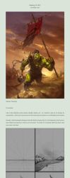 Orc Making Of by abraaolucas