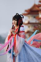 VOCANESE - LUO TIANYI 01 by vaxzone