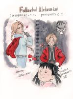 Fullmetal - expectation and reality by Juli556