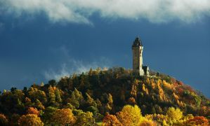 Wallace Monument, Stirling by younghappy