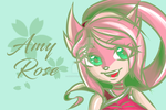 Amy Rose by ShawtyWhiite