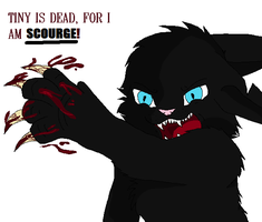 SCOURGE by souleatersheik