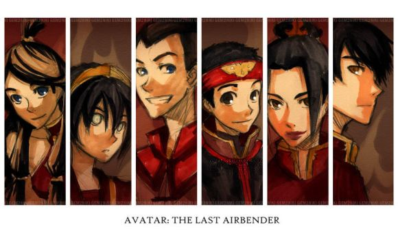 Avatar: Fire Nation by gem2niki