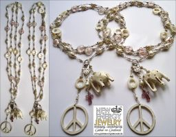READY FOR THE FINALS energy necklace by NEWENERGYJEWELRY