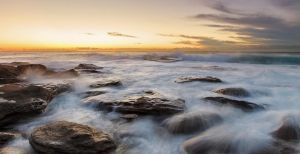 Little Bay Rising II by MarkLucey