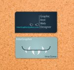 Business Card 1 by InterGrapher