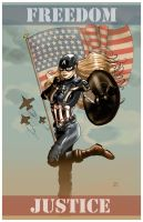 American Dream: Golden Age movie costume by IronWarrior777