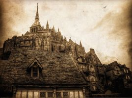 Mont St. Michel Revisited by BoholmPhotography