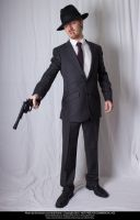 Sharp Dressed Hitman 03 by Null-Entity