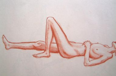 Stretched Out by rissdemeanour