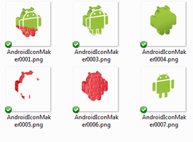 Android Wall Paint Sources by LuizCarvalho