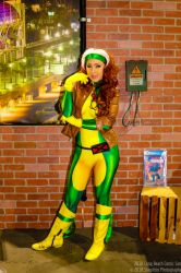 Rogue (Lisa Pinelli) by chaosnorder