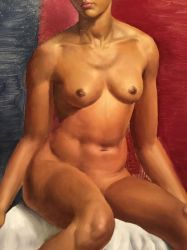 Ashley Body by gkpainting