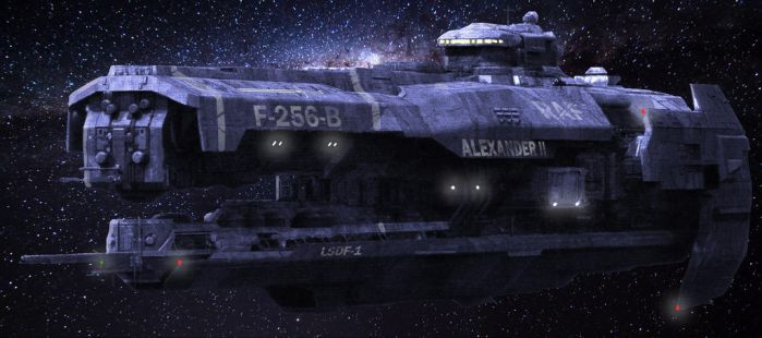 Chaos Chronicles: RSS Alexander II by Chris000