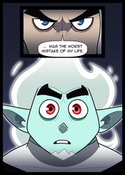 Doppelganger - Pg. 96 by TheUltimateEnemy