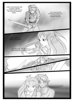 Sparring Page Twenty by plainred