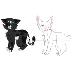 Patchfur's kits WTA by KumaTheMouse