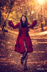 Autumn by Lycilia
