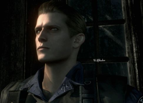 Captain Wesker by WolfShadow14081990