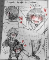 [KSO] When senpai talks to me I'm like a puppy(?) by Emo-sanX