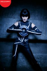 Quorra by Cosplay-in-America