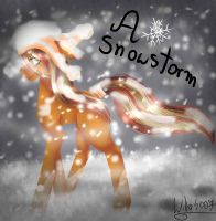 A Snowstorm [AT with LPSaddison8] by Wika4007