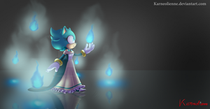 The Dame of the souls way by Karneolienne