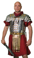Roman Soldier_4 by Georgina-Gibson