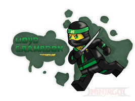 Lloyd Garmadon: The Movie by MasterOshawott