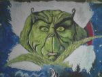 the grinch by sgru