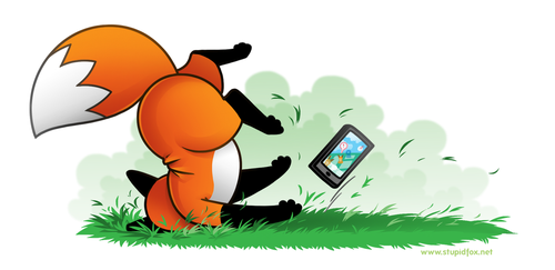 Pokemon Go TO THE FLOOR by eychanchan