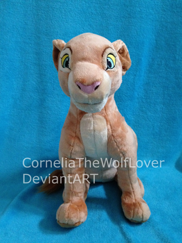 My Lion King Collection: Disney Store Adult Nala ~ by CorneliaTheWolfLover