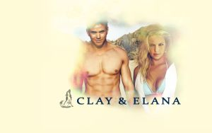 Clay + Elana Wall by e-transitions