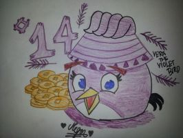 15 Days of Angry Birds New Year: Day 14 by MeganLovesAngryBirds