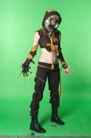 Chey Scarecrow 1a by jagged-eye