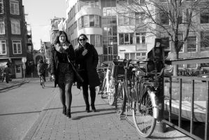 Going out in Amsterdam by steppeland