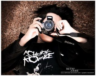 Me and Camera by rethname