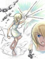 KH - Namine: oh snap by rubyd