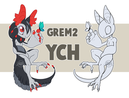 Grem2 YCH [OPEN] by Seoxys6