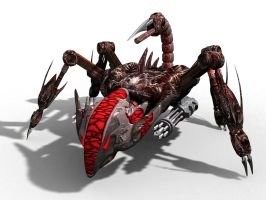 Spider Mech by Councilor