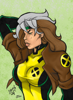 Rogue 09 COLORED by LucasAckerman