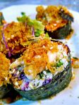 Seaweed Roll with Sprinkle Floss by VEGAN-LOVE