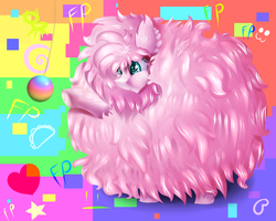 Fluffle Puff by TwillyBrownie