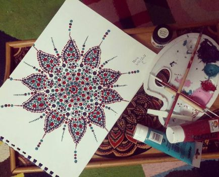 Aboriginal Art. by noramansour